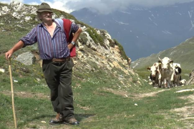 Moncenisio, dopo una vita in alpeggio, è morto Luciano Listello