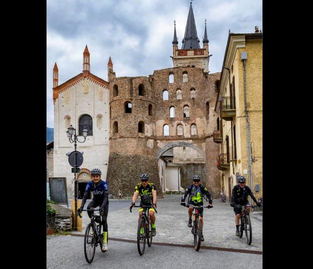 Susa, tutto pronto per la prima edizione della Pellegrina Bike Marathon