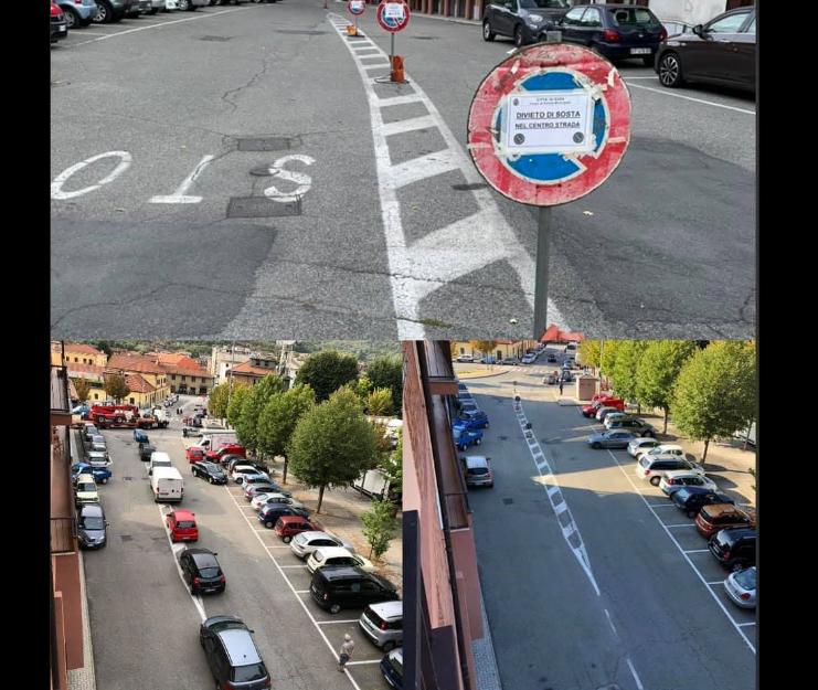 """Susa e il """"parcheggio selvaggio"""": è ora di affrontare il problema"""