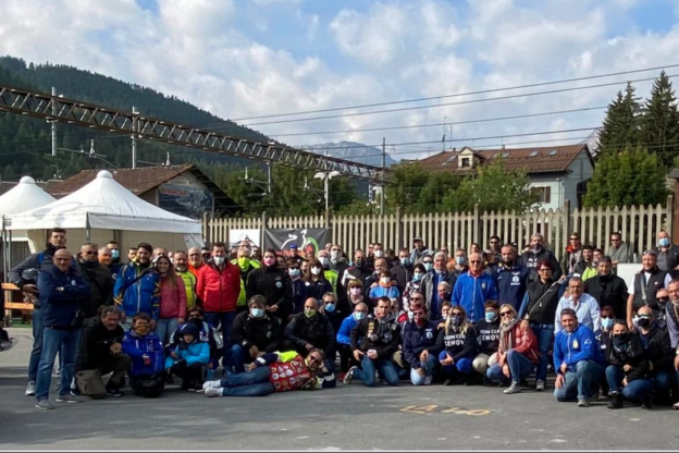 Bardonecchia, un successone la quinta edizione della Vespolenta