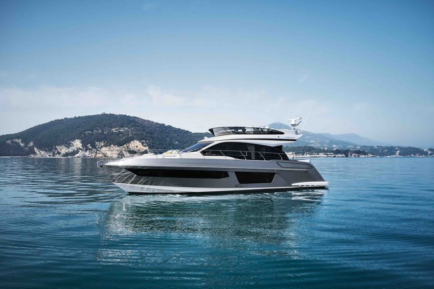 Da Avigliana al Salone Nautico di Genova i nuovi modelli di Azimut Yachts