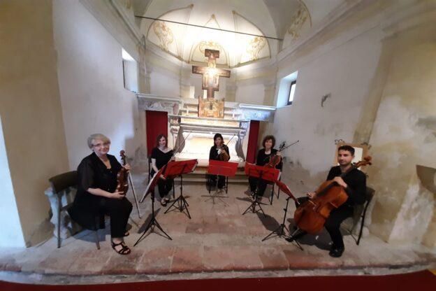 Alla Chiesa di San Pietro fra storia e sinfonie