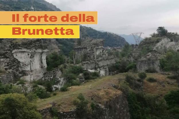 A Susa il Fai apre San Giusto, il forte della Brunetta e la Madonna delle Grazie