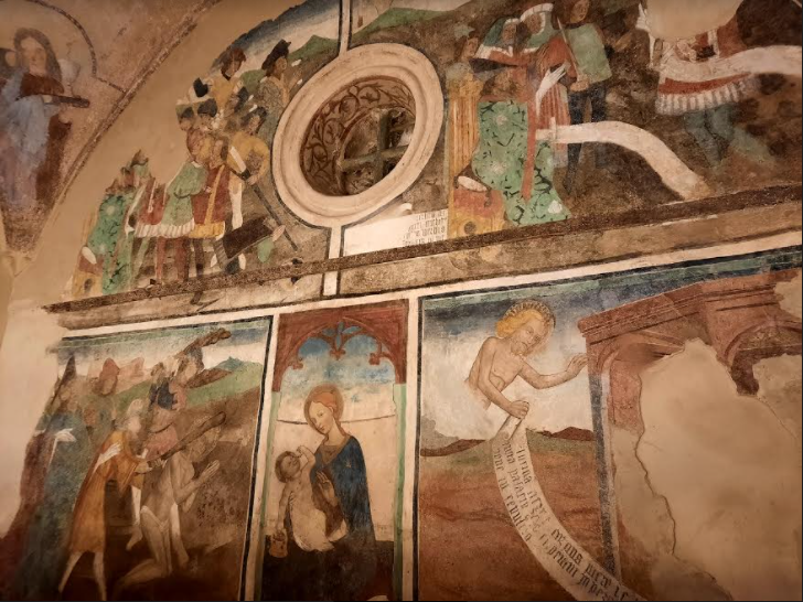 Giornate Fai d'autunno: a Giaveno si svela la cappella di San Sebastiano