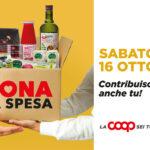 "Sabato 16 ottobre torna ""Dona la spesa"" in 50 negozi Nova Coop"