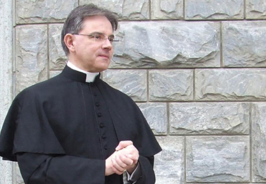 Domenica 10 ottobre don Crepaldi farà il suo ingresso come parroco di Venaus