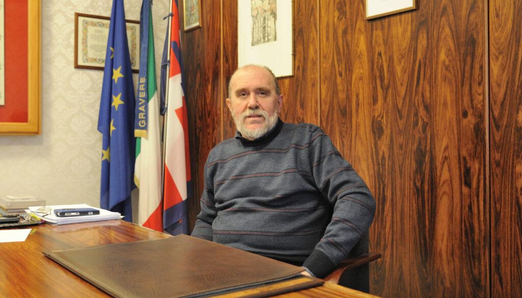 Gravere: Piero Franco Nurisso è stato rieletto Sindaco