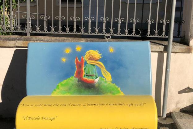 Bussoleno, il Piccolo Principe arriva in piazza Cavour