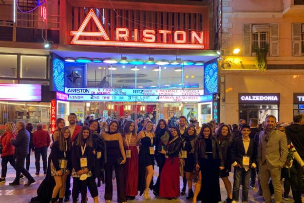 """Susa, la scuola di danza """"Prestige"""" incanta il Teatro Ariston di Sanremo"""
