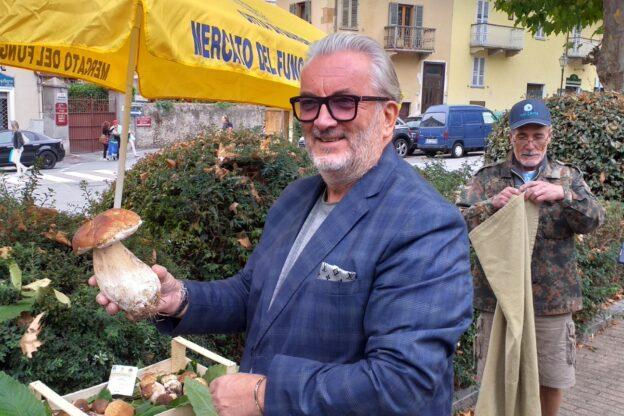 Nel prossimo fine settimana torna la Festa del Fungo di Giaveno
