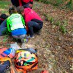 Donna si frattura una gamba nei boschi fra Avigliana e Giaveno: interviene il Soccorso Alpino