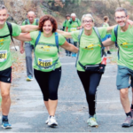 Oltre 2200 magliette verdi per la Via Francigena Marathon Val di Susa