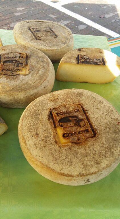 Condove capitale d'Italia dei formaggi
