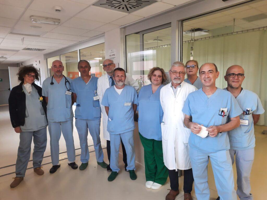La Cardiologia di Pinerolo festeggia i 30 anni dell'impianto del primo pace maker
