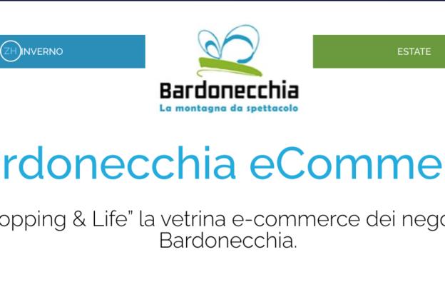 """BARDONECCHIA SHOPPING & LIFE"" Una vetrina per l'e-commerce"